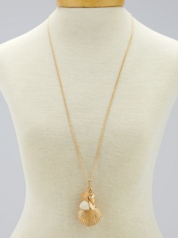 Beach Treasures Charm Necklace - Image 1 of 2
