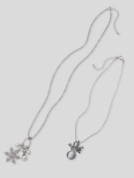 Convertible Holiday Necklace/Pin