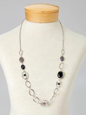 Simplicity Long Necklace