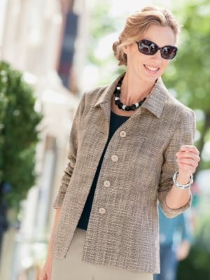 Tweed Jackets for Women