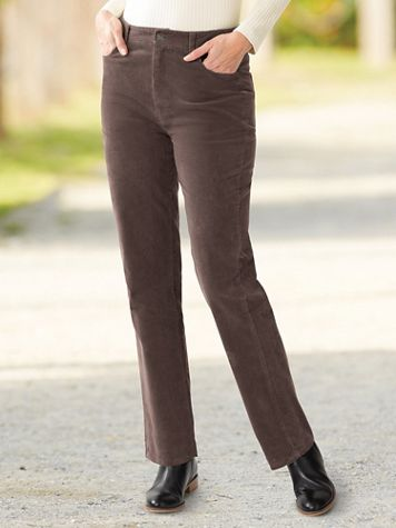 Stretch Pincord 5-Pocket Pants - Image 3 of 3