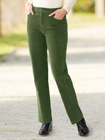 Stretch Pincord 5-Pocket Pants - Image 1 of 3