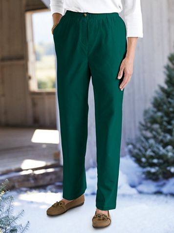 Stretch Pincord Pull On Pants - Image 1 of 2