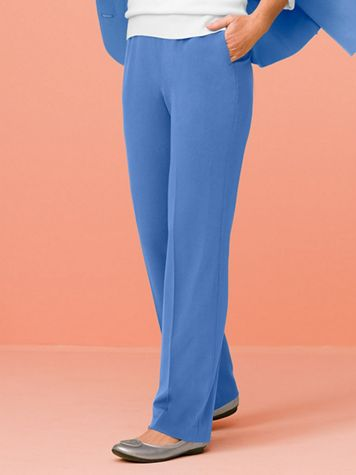 Stretch Pull-On Pants - Image 1 of 1