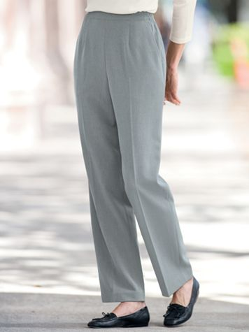 Stretch Pull-On Pants - Image 1 of 8