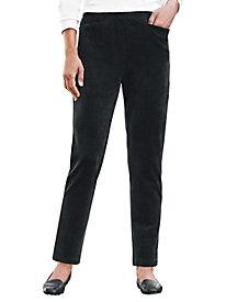 Corded Velour Pants
