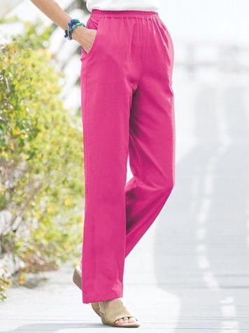 Captiva Cotton Pants - Image 1 of 2