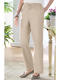 Hampshire Twill Pull-On Pants
