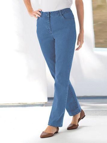 Denim 5-Pocket Pant - Image 1 of 16