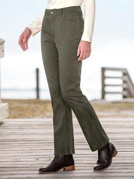 Denim 5-Pocket Pant