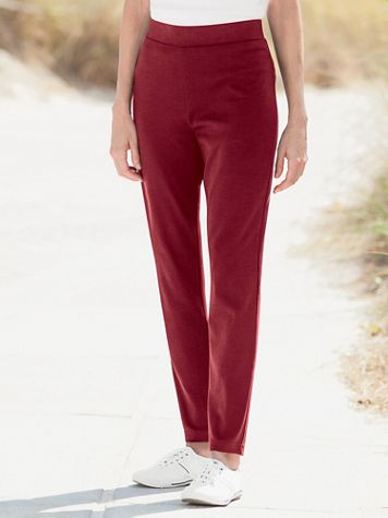 Everyday Knit Slim Pants - Image 1 of 18