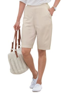 Everyday Knit Pull-On Shorts