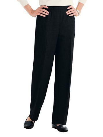 Washable Gabardine Pull-On Pants - Image 1 of 4