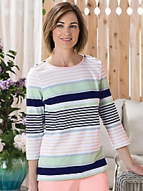 Regatta Stripes Tee