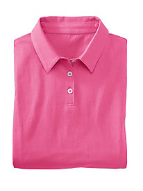 Elbow-Sleeve Polo by Haymaker