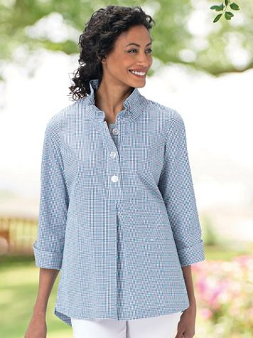 Clip-Dot Tunic - Image 1 of 6