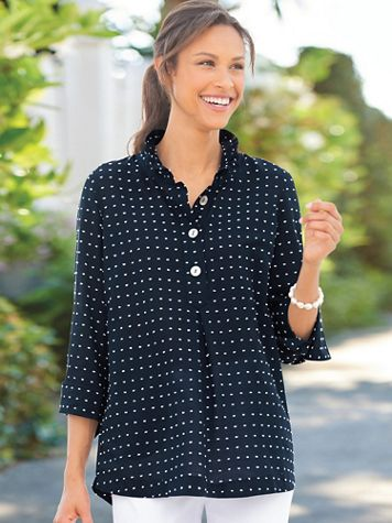 Clip-Dot Tunic - Image 1 of 3
