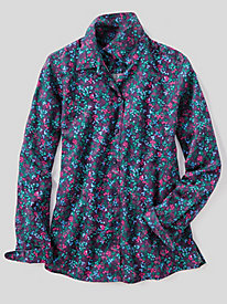 Foxcroft Mulberry Shirt