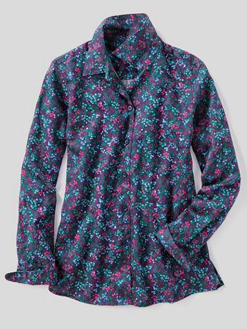 Foxcroft Mulberry Shirt - Image 1 of 1