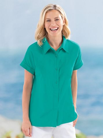 Captiva Short-Sleeve Shirt - Image 1 of 6