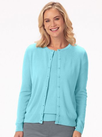 Spindrift™ Soft Cardigan Sweater - Image 1 of 24