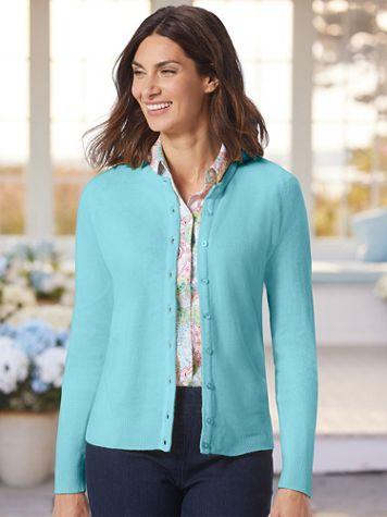 Spindrift™ Soft Cardigan Sweater - Image 1 of 11