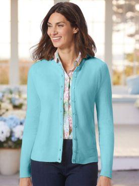 Spindrift™ Soft Cardigan Sweater