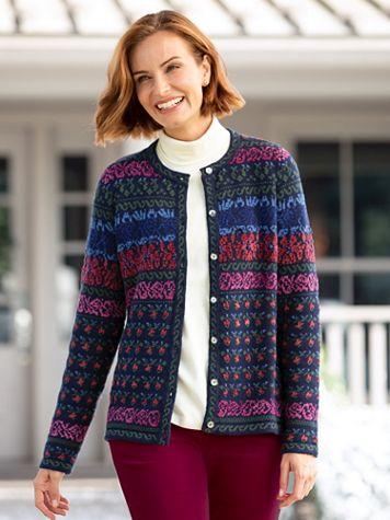 Kingston Cardigan Sweater - Image 1 of 2