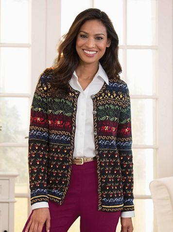 Kingston Cardigan Sweater - Image 1 of 3