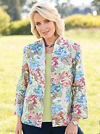 Artisan Botanical Jacket