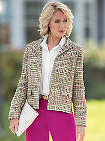 Devon Tweed Jacket
