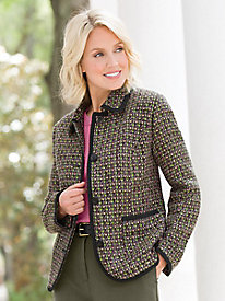 Addison Tweed Jacket