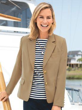 Appleseed's Classic Wool Blazer
