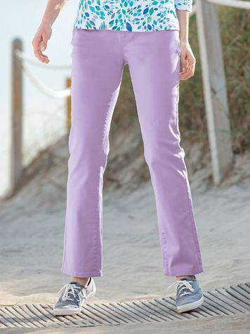 Denim Pull-On Pants - Image 1 of 2