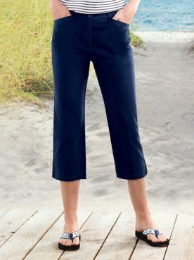 Dennisport Cropped Pants