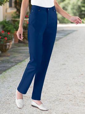 DreamFlex 5-Pocket Color Jeans