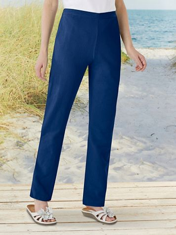 Captiva Pull-On Pants - Image 1 of 6