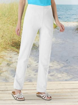 Captiva Pull-On Pants