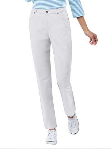 Dennisport Stretch Twill 5-Pocket Pants - Image 1 of 8