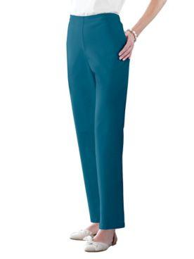 Dennisport Cotton Stretch Twill Pull-On Pants
