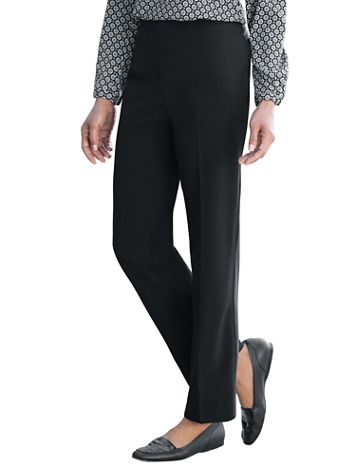 SlimSation  Ease-Y-Fit Ankle Pants - Image 1 of 4