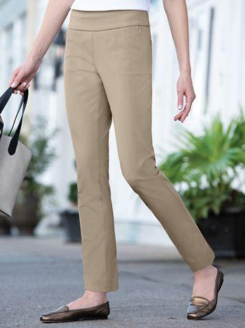 SlimSation Zip-Pocket Ankle Pants - Image 3 of 3