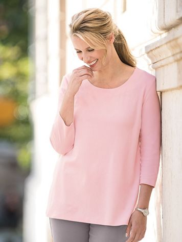 Easy Does It Tunic - Image 1 of 1