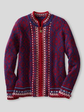 Oslo Cardigan Sweater