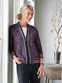Oslo Cardigan by Appleseed's