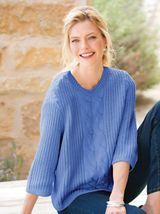 Women's Petite Sweaters & Cardigans