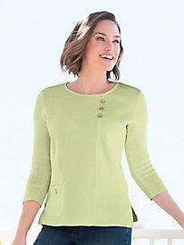 Lyrical Lines Sweater