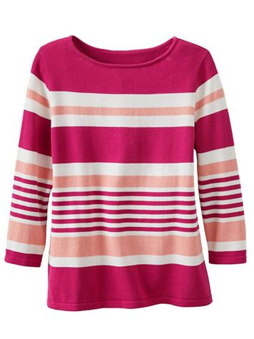 Boulevard Stripe Sweater - Image 1 of 3