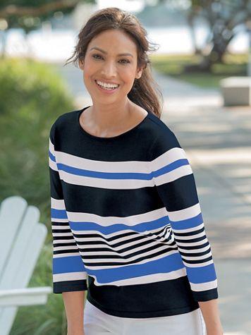 Boulevard Stripe Sweater - Image 1 of 1