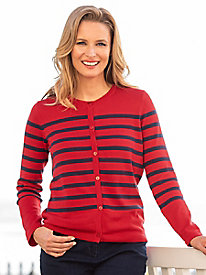 Kate Cotton Cardigan Sweater